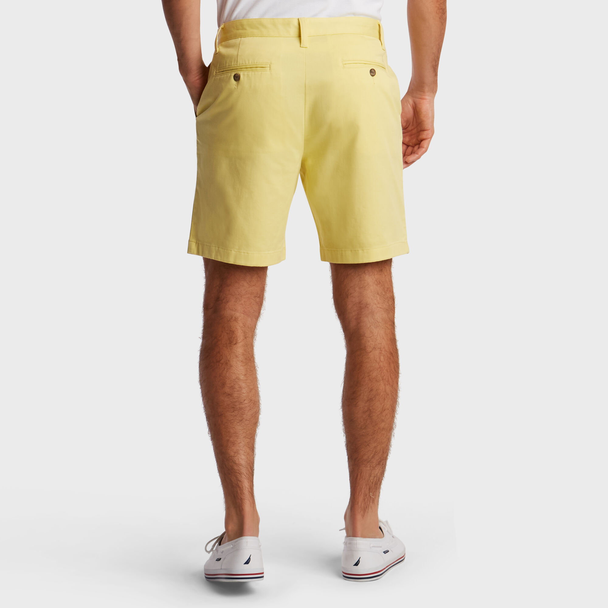 Nautica-Mens-8-5-034-Classic-Fit-Deck-Short-With-Stretch thumbnail 16