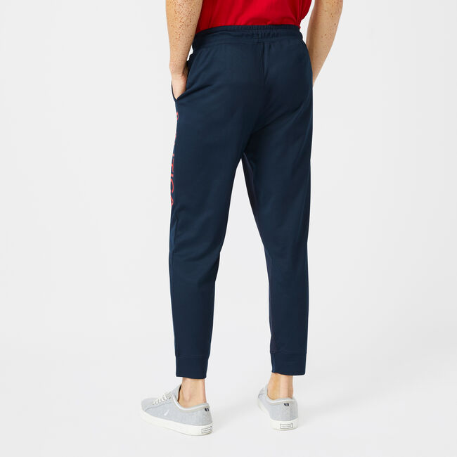 LOUNGE JOGGER PANT,Navy,large