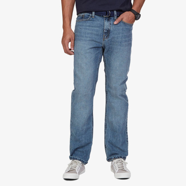 5138cc24c90 Big & Tall Relaxed Fit Jeans,Rocky Point Blue Wash,large