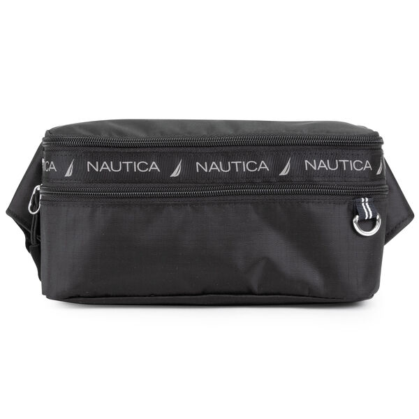 Captain's Quarters Waist Pack - True Black
