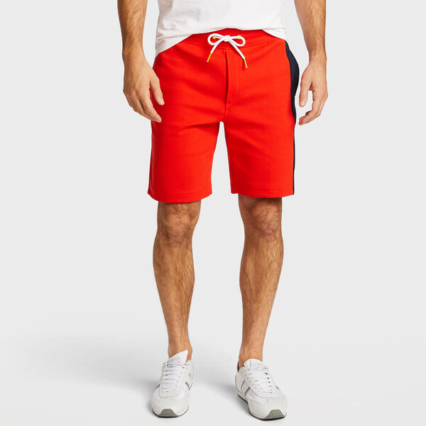 """8.5"""" Competition Classic Fit Short - Firey Red"""
