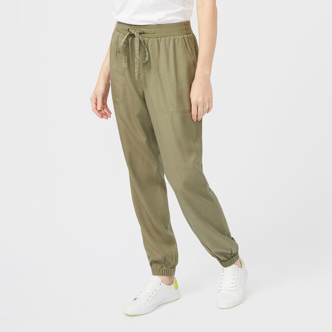 SUSTAINABLY CRAFTED UTILITY JOGGER,Teal Wave,large
