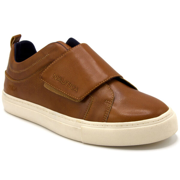 Acamar Strap Sneakers - Dark Brown Heather