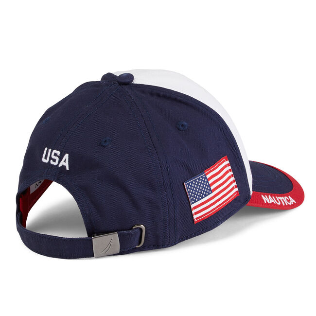 Limited Edition USA Baseball Cap  47445f5e22b