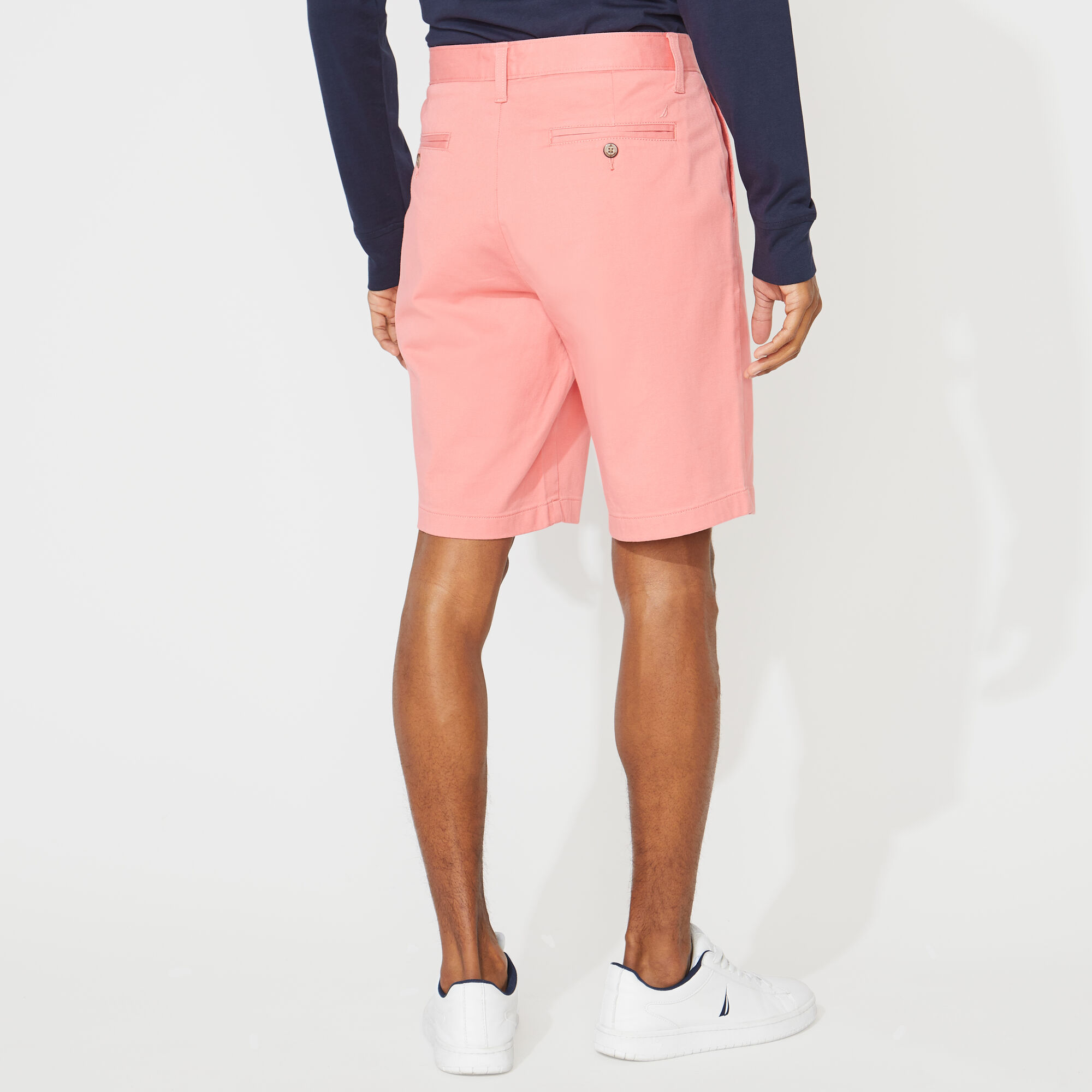Nautica-Mens-10-034-Classic-Fit-Deck-Shorts-With-Stretch thumbnail 31