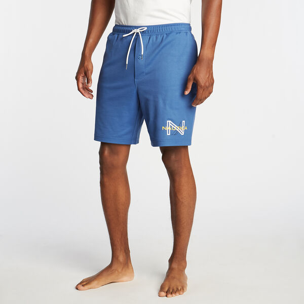 CLASSIC FIT SEA BREEZE LOUNGE SHORTS - Windsurf Blue