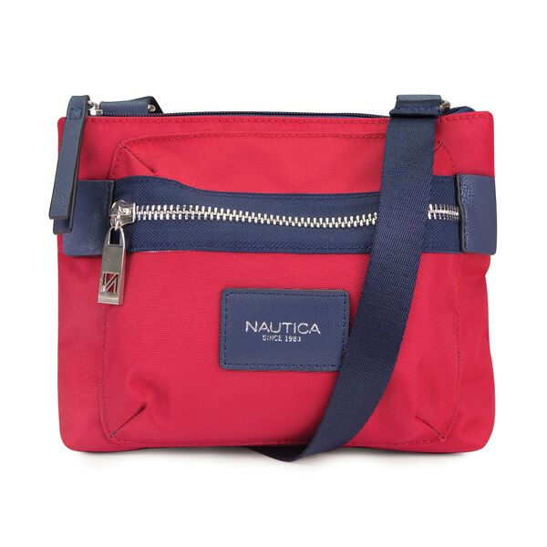 ARMADA CROSSBODY BAG - Nautica Red