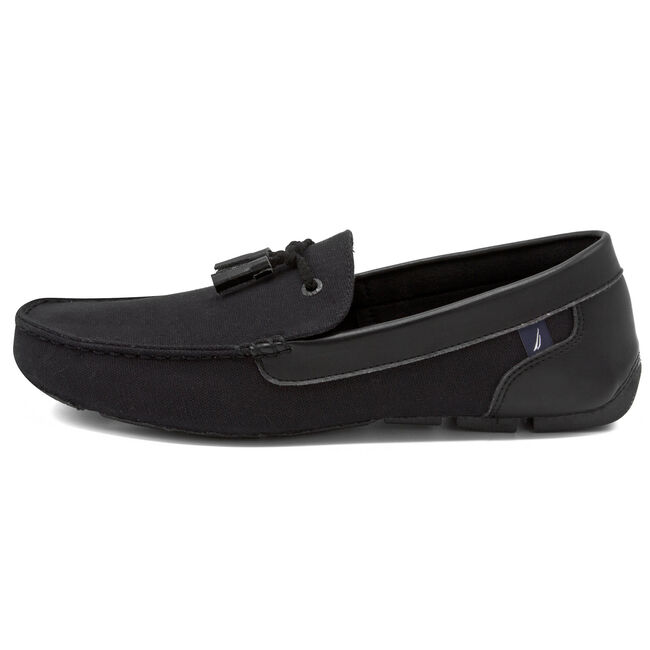 Weldin Slip-On Loafers,True Black,large