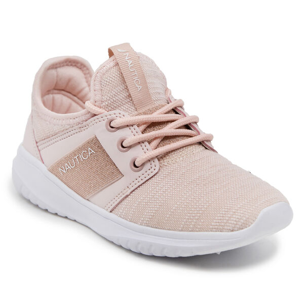 GIRL'S COMFY ALL DAY SNEAKER - Tabasco