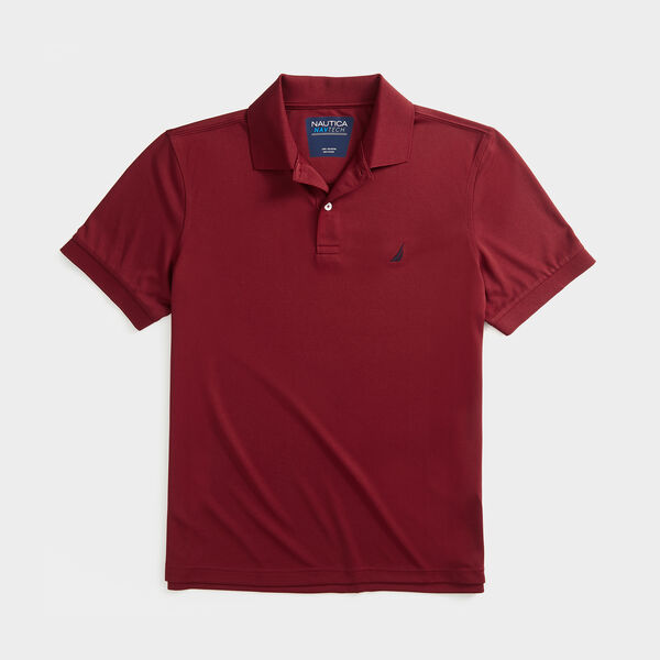 NAVTECH CLASSIC FIT PERFORMANCE POLO - Lotus