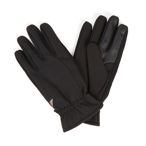 Nylon Tech Glove - True Black