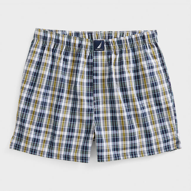 Woven Boxers,Star Sapphire,large