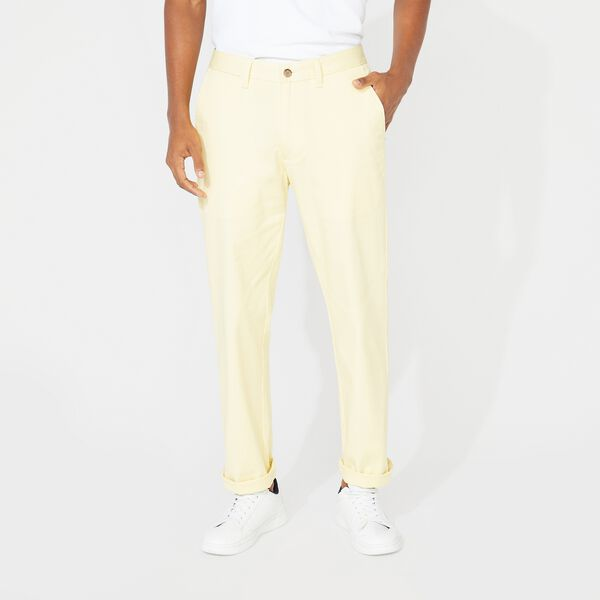 CLASSIC FIT DECK PANTS - French Vanilla