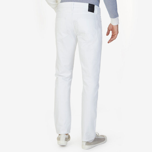 Athletic Fit Frost White Wash Jeans,Frost White Wash,large