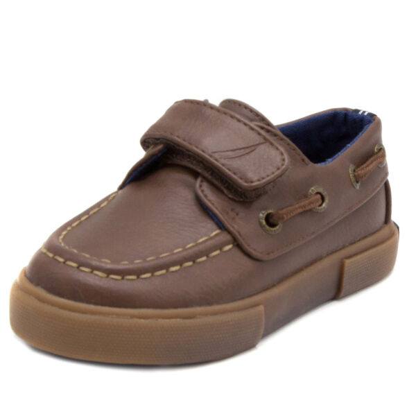 River Boat Shoes - Brown - Brown