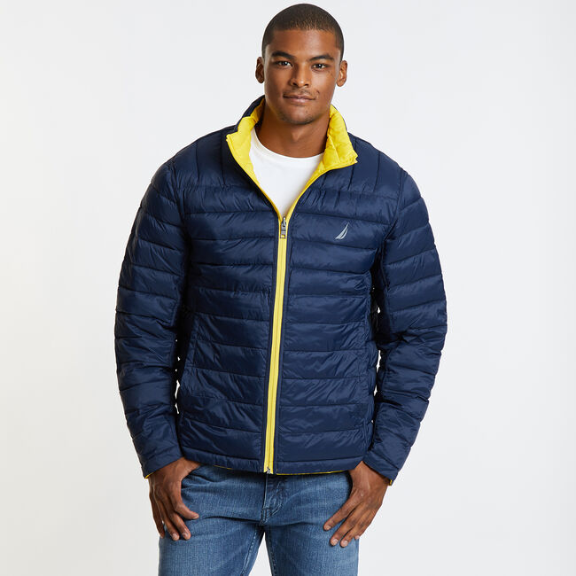 7d75ffbc0 Endeavour Quilted Reversible Jacket