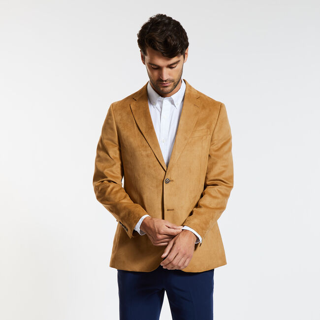 The Branford Ultra Suede Jacket,Surplus,large