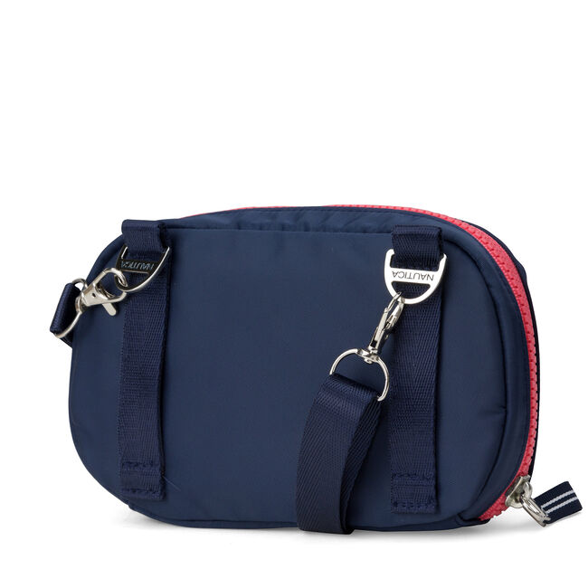 Soft Wallet-on-a-String - Navy,Navy,large