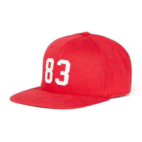 COLLEGIATE 83 HAT - Nautica Red