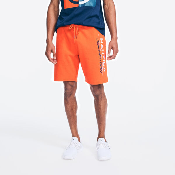 COMPETITION LOGO KNIT SHORT - Nautica Red