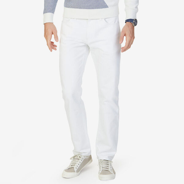 Athletic Fit Frost White Wash Jeans - Frost White Wash