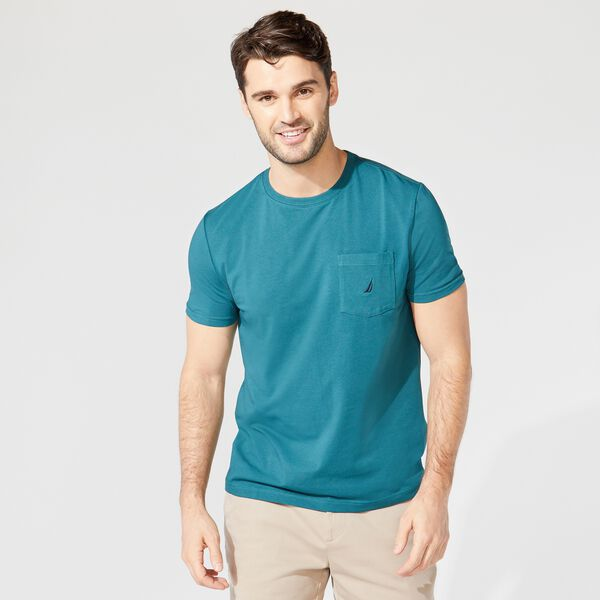 J-CLASS POCKET T-SHIRT - Evergreen
