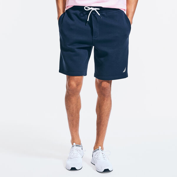 "9"" J-CLASS FLEECE SHORT - Navy"