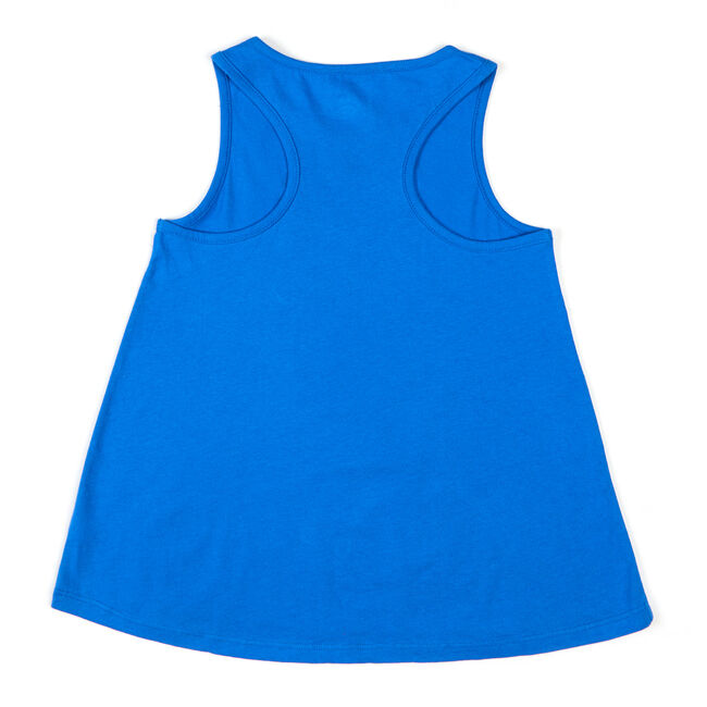 Toddler Girls' Love Your Stripes Tank Top (2T-4T),Classic Blue,large