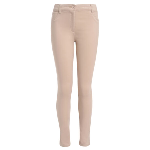 GIRL'S SATEEN SKINNY PANT (PLUS SIZES) - Tavern