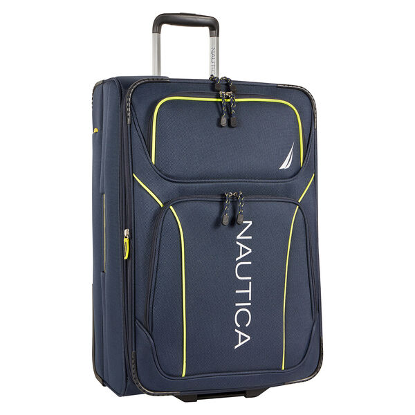 "Airdale 25"" Expandable Spinner Luggage - True Navy"