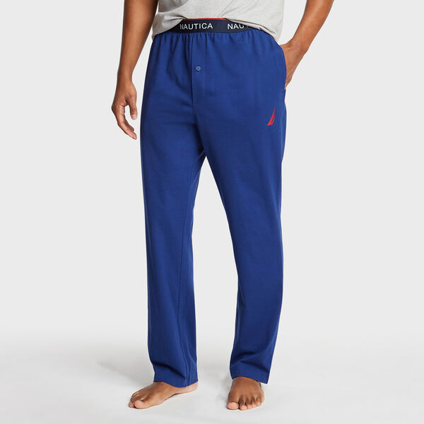 Jersey Lounge Jogger - Blue Depths