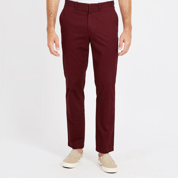 Classic Fit Bedford Pant - Royal Burgundy