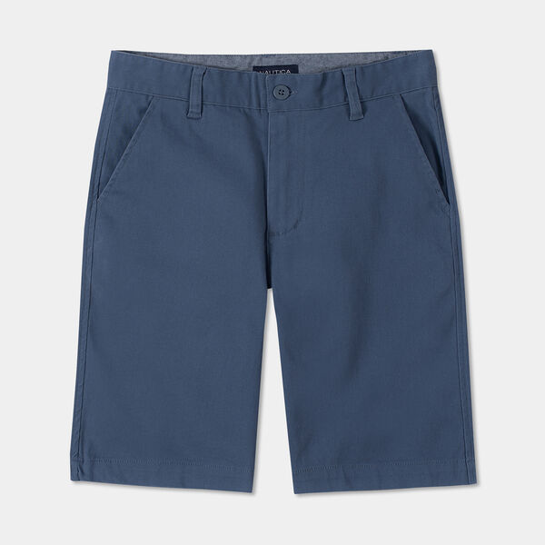TODDLER BOYS' CONNOR TWILL SHORTS (2T-7) - Bright Cobalt