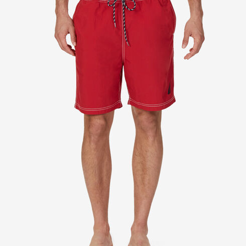 J-Class Swim Trunks - Nautica Red