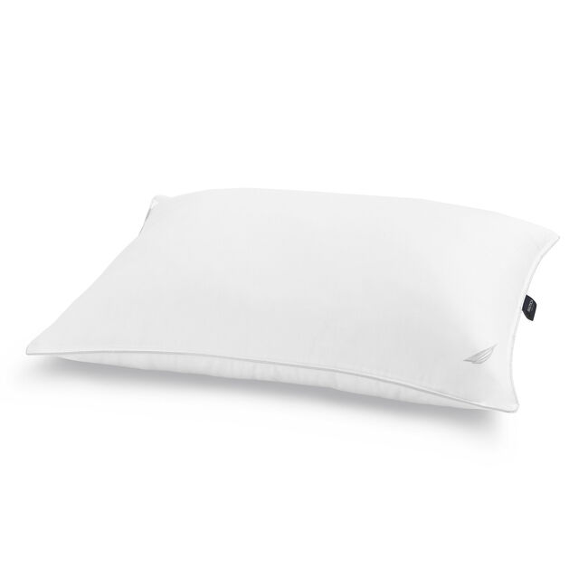 White Full Queen Down Pillow  0dc34519f