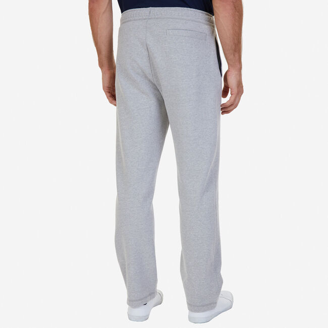 Active Fit Signature Sweatpants,Grey Heather,large