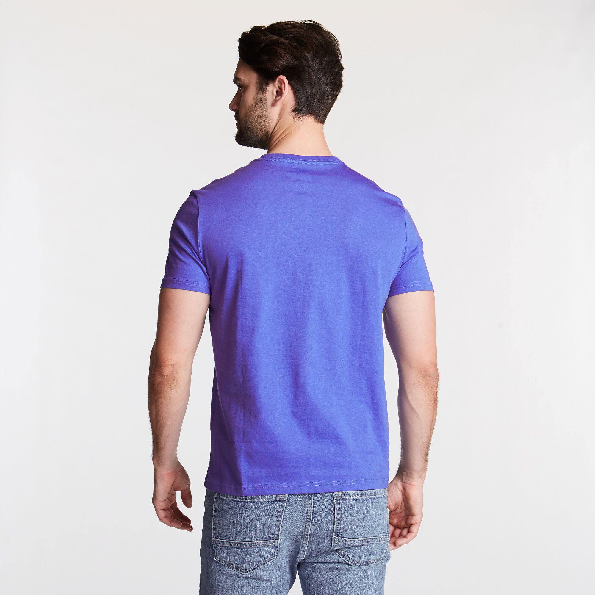 Nautica-Mens-V-Neck-Short-Sleeve-T-Shirt thumbnail 8