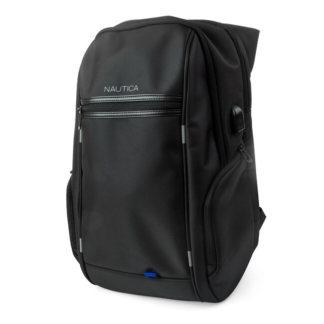 Kenneth Cole Reaction R Tech Laptop Backpack Charcoal ... |Business Tech Backpack