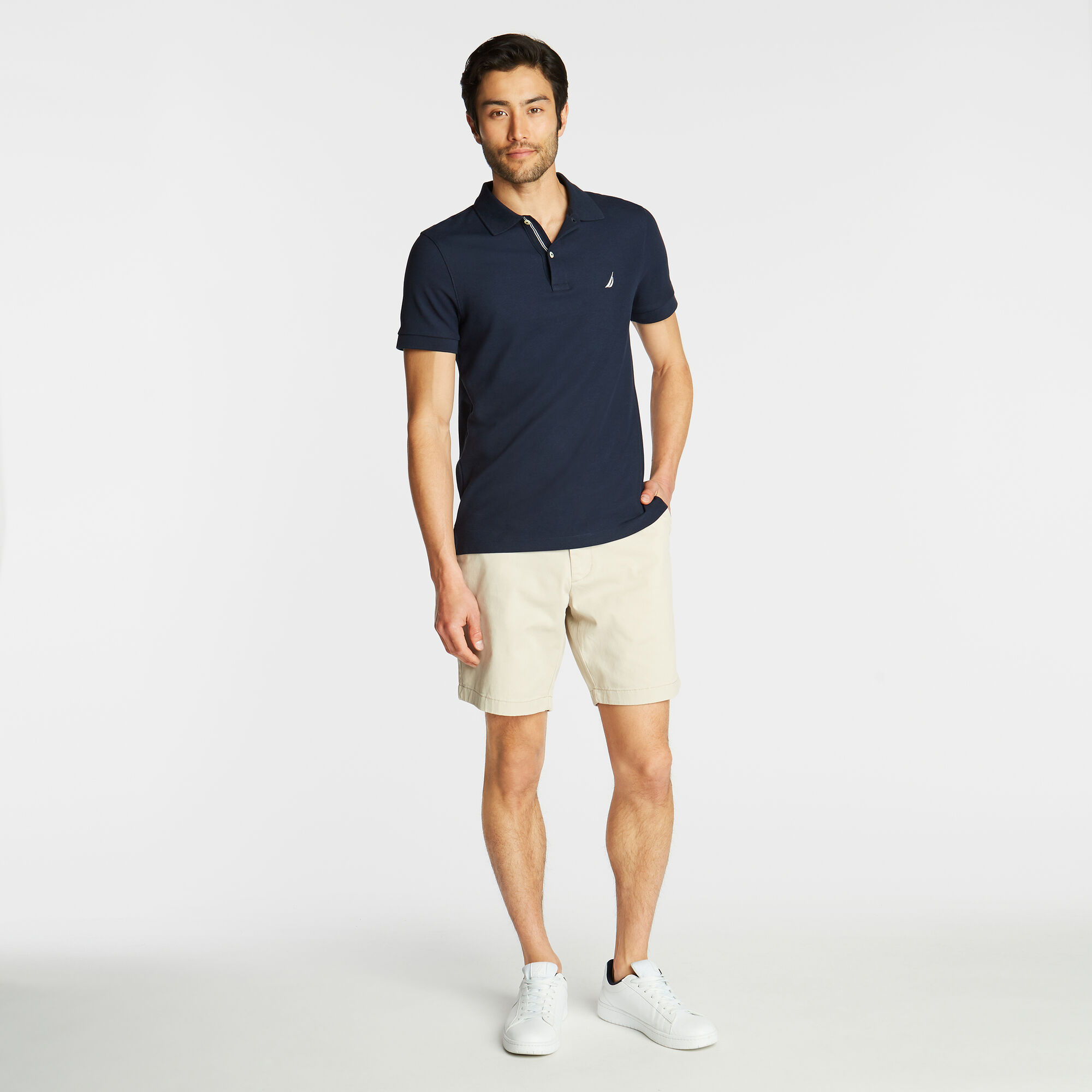 Nautica-Mens-8-5-034-Classic-Fit-Deck-Short-With-Stretch thumbnail 57