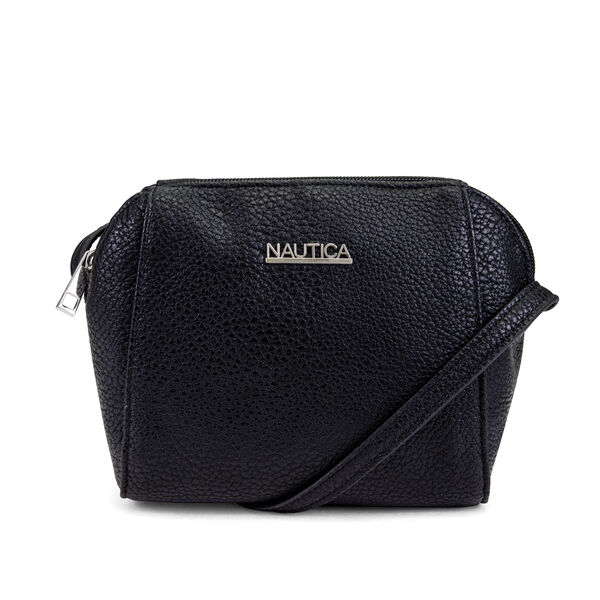 SAILORETTE CROSSBODY BAG - True Black