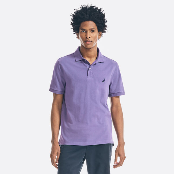 CLASSIC FIT DECK POLO - Cyclone