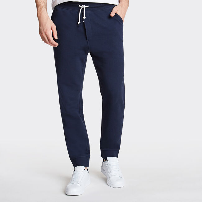 Classic Knit Joggers,Navy,large