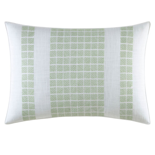 Norwich Sage Green Throw Pillow,Green Apple,large