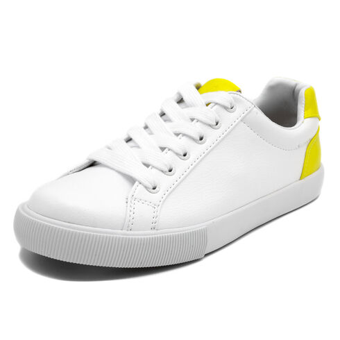 Steam Pop Sneakers - Yellow (nrma Code)