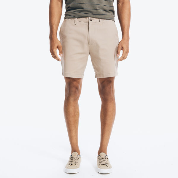 "6"" CLASSIC FIT DECK SHORT - True Khaki"