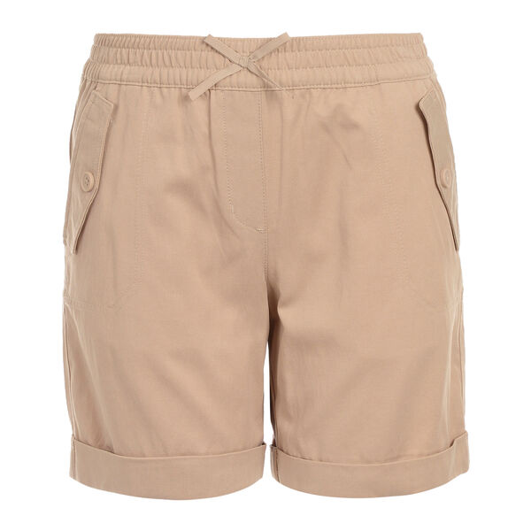 GIRLS' SUPER SOFT CUFFED SHORT (PLUS SIZES) - Tavern