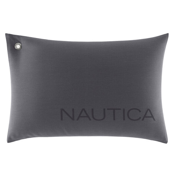 Seaward Euro Pillow Sham - Naval Blue