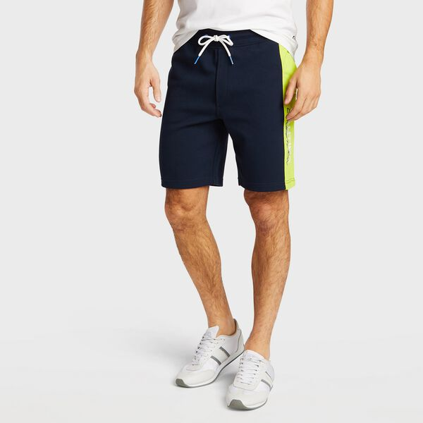 Big & Tall Competition Classic Fit Shorts - Navy