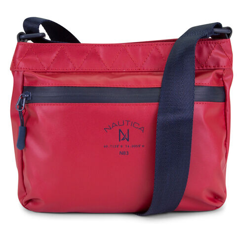 Alpha Diver Crossbody - Red - Nautica Red