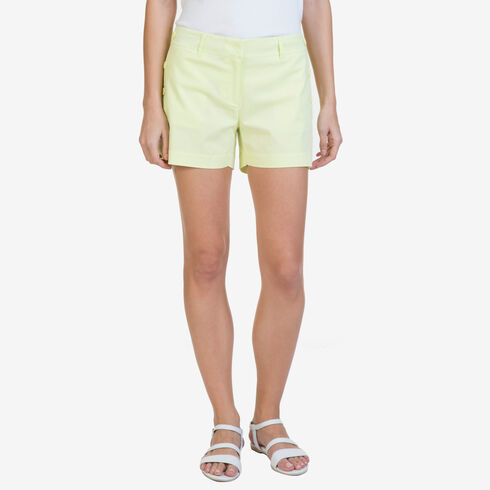 "Stretch Sailor Shorts - 4"" Inseam - Bright Willow"